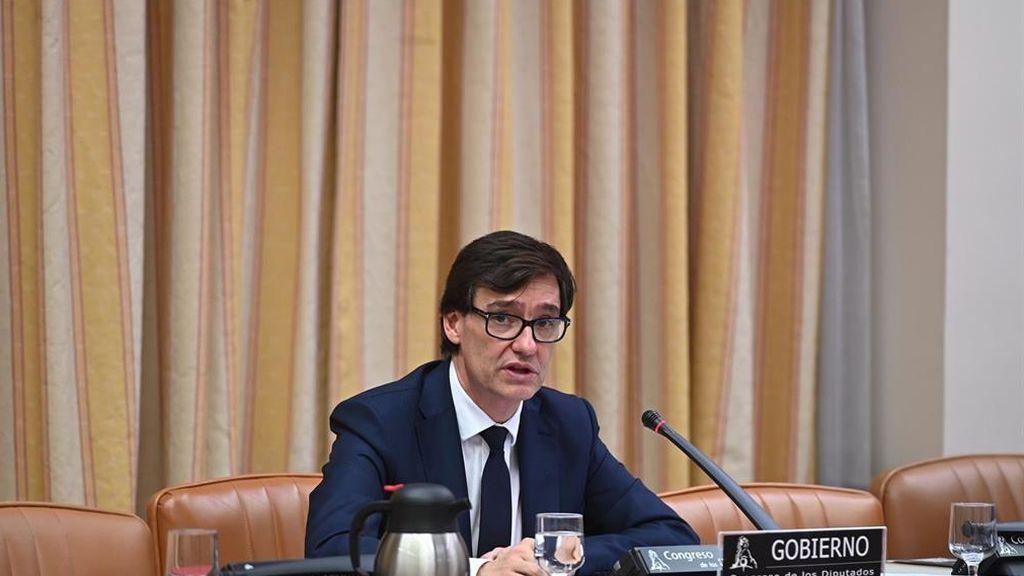 """El Gobierno ve """"positivo"""" el trabajo de Madrid para controlar el Covid y comunicará mañana si pasa a Fase 2"""