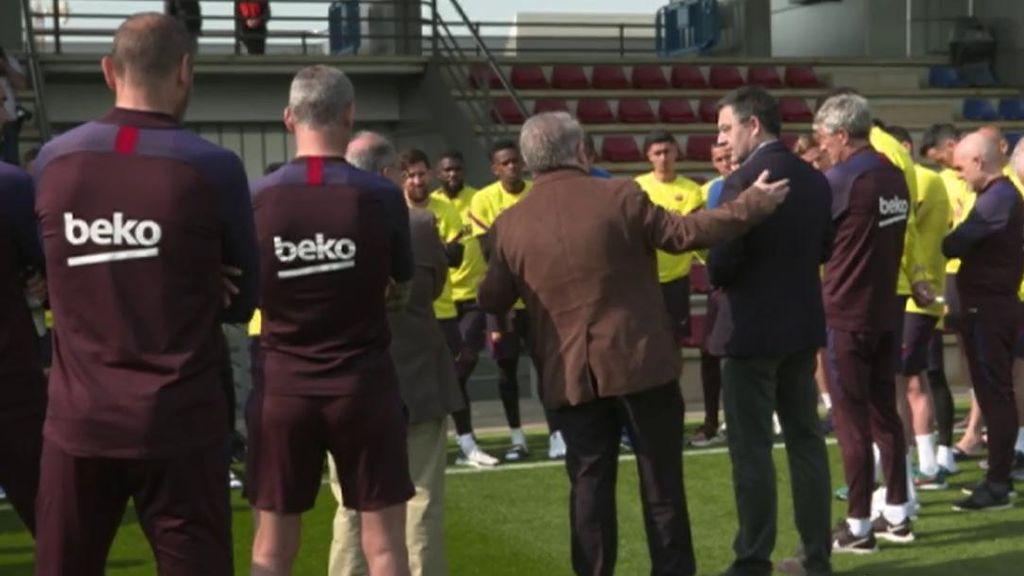 La caja del Barça toca fondo y el club vuelve a pedir una rebaja salarial a los jugadores