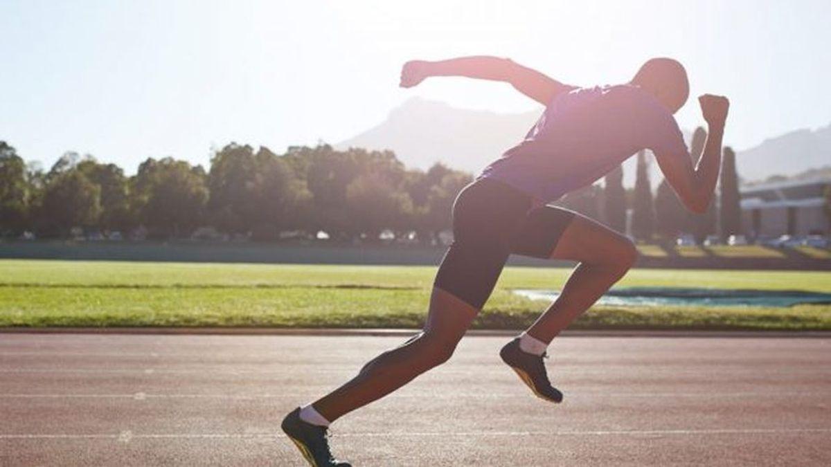 Entrenamiento de sprint