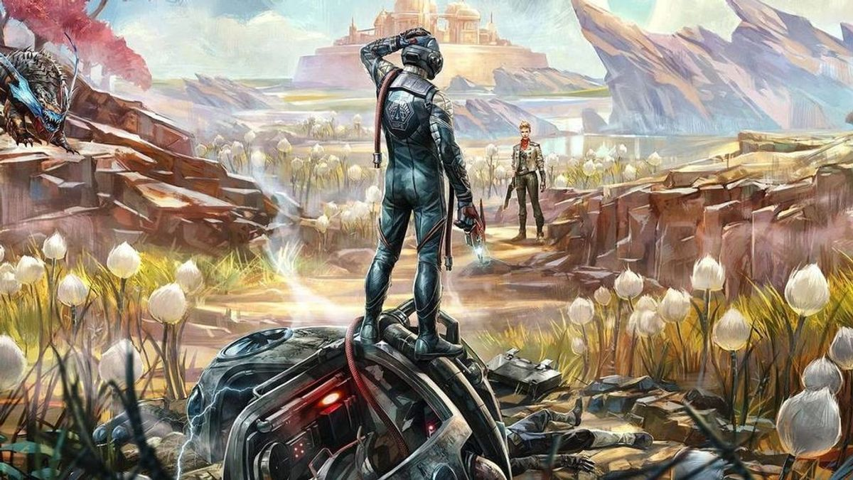 The Outer Worlds: Análisis para Nintendo Switch