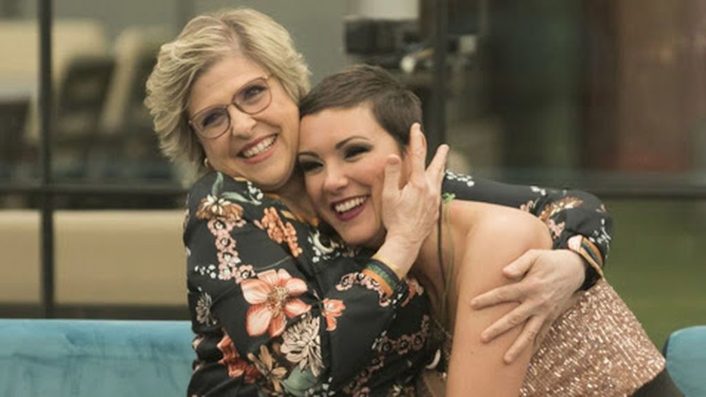 María Jesús Ruiz y Juani Garzón, cuarta pareja confirmada de 'La casa fuerte'