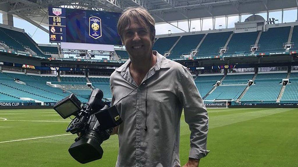 Fallece en EE.UU. el cámara de televisión Juanma Linares