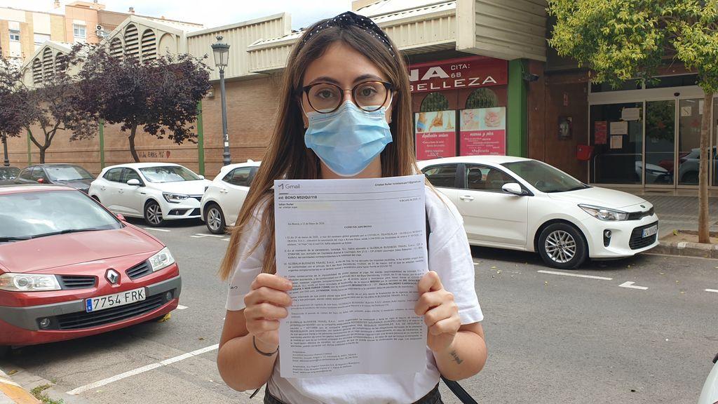 """Viajes cancelados: """"Aún no me han devuelto los 1.300 euros de mi viaje"""""""