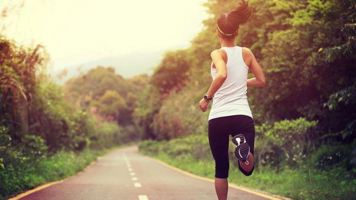 Correr es uno de los ejercicios que más calorías gastan