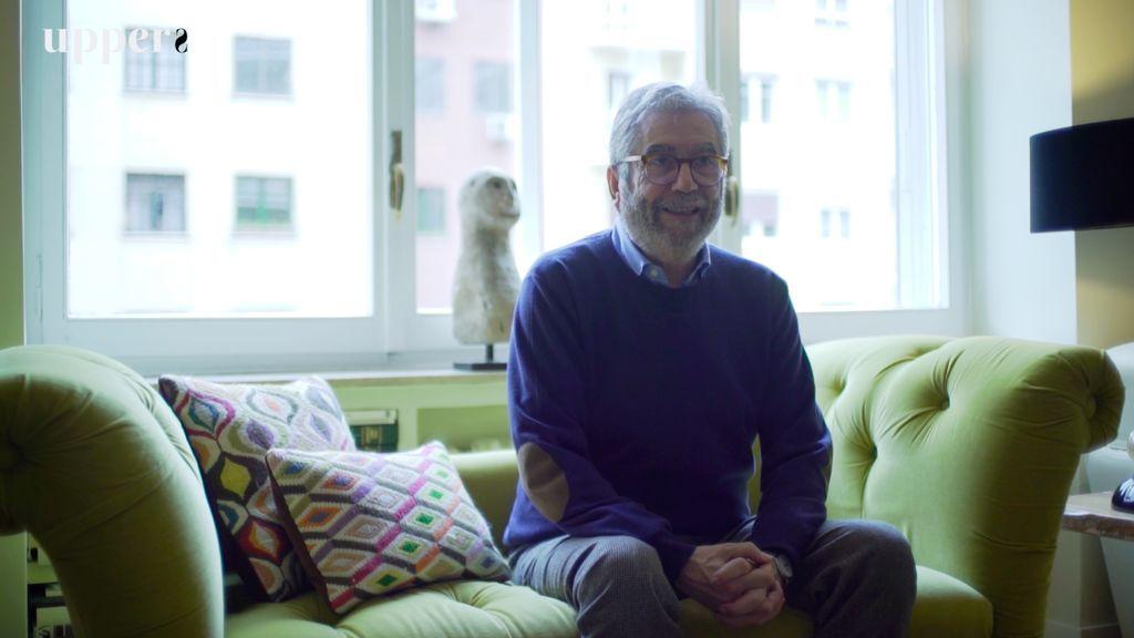 Antonio Muñoz Molina en 'Living la vida Uppers'
