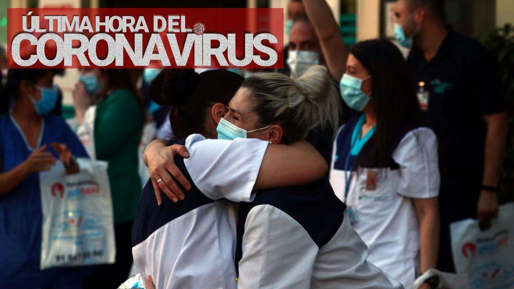 Última hora del coronavirus: Brasil supera a Italia en número de víctimas y es ya el tercer país más afectado del mundo