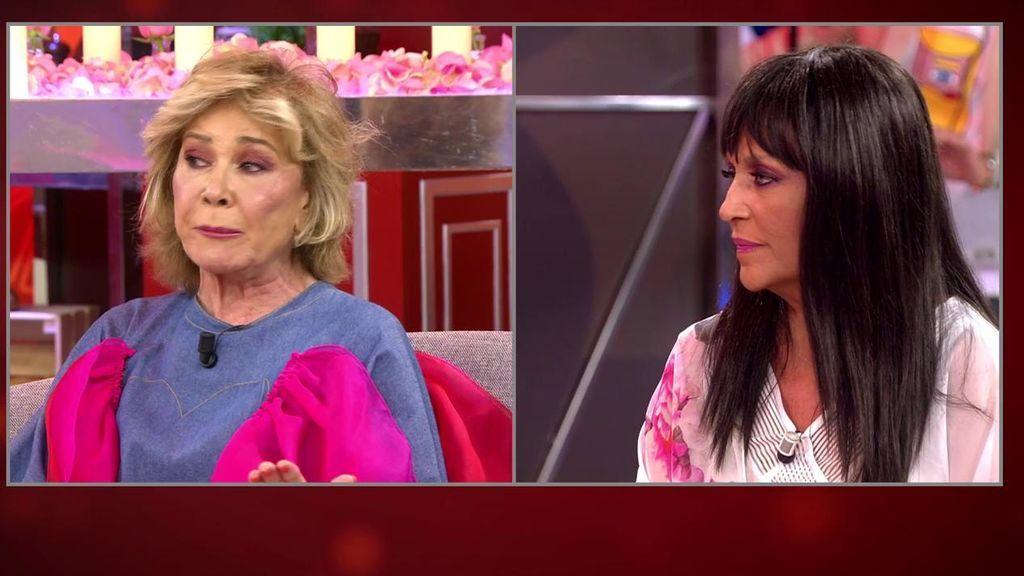 """Mila Ximénez y Lydia Lozano se reconcilian en directo: """"Estuve excesiva, te pido perdón"""""""