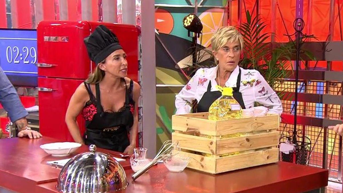 María Patiño y Chelo García-Cortés han preparado la cena de hoy: vota la nota que se merecen