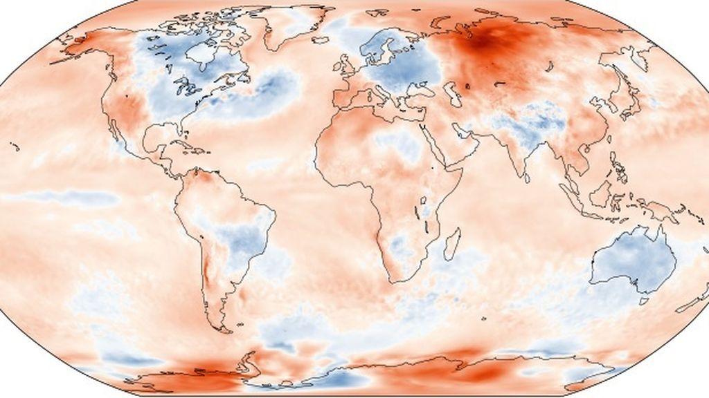 El pasado mes ha sido el mayo más caluroso de la historia desde que hay registros