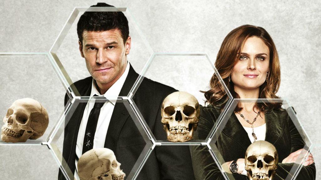 Los protagonistas de 'Bones'
