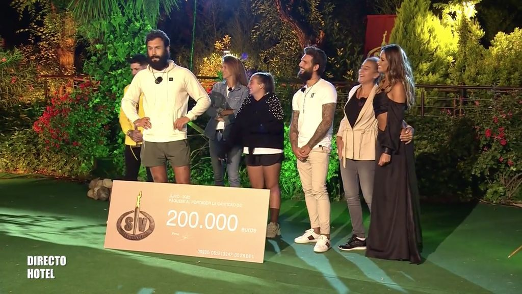 'Supervivientes 2020' cierra su aventura con nuevo récord: casi 4M de espectadores y un 34,3% de share