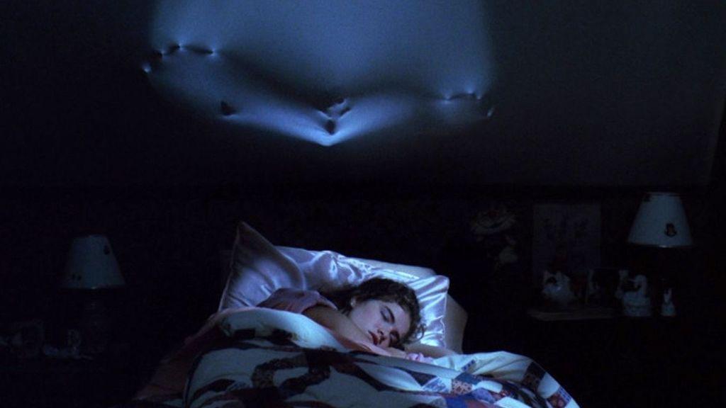 El domitorio perfecto para los amantes del cine de terror: imposible no tener pesadillas