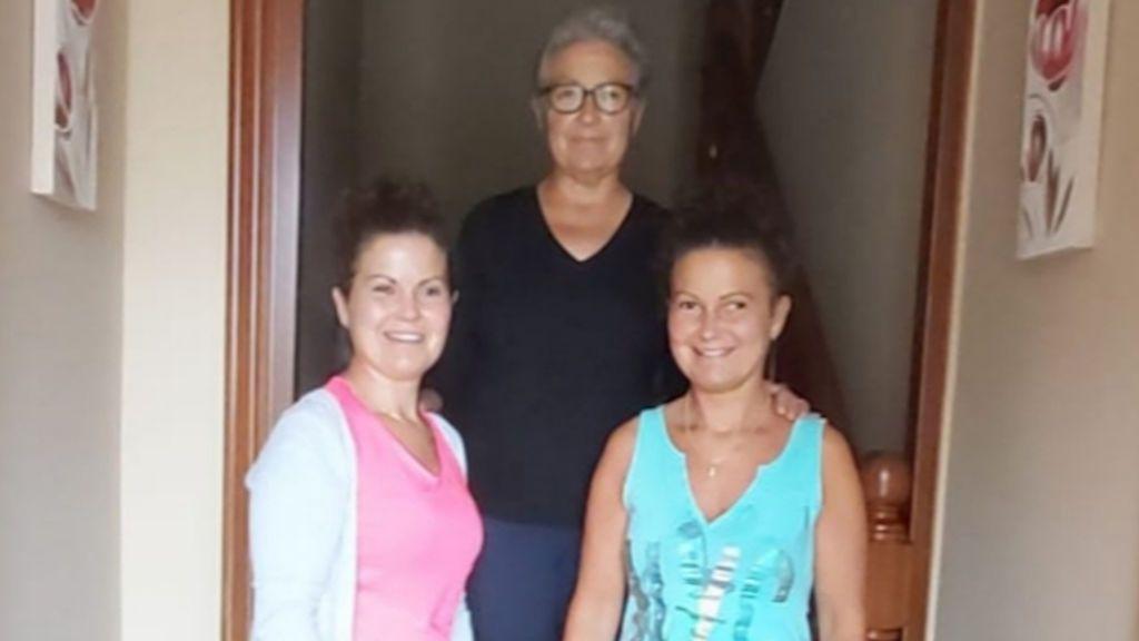 """Dolores y sus hijas viven gracias a un corazón trasplantado: """"Nos han regalado una segunda vida. Es fundamental donar"""""""