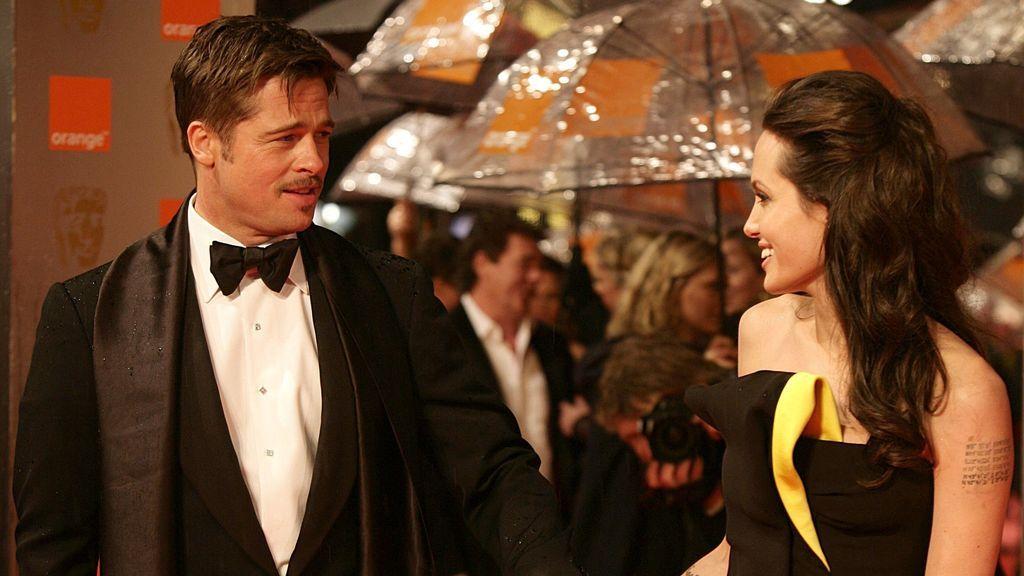 Angelina y Brad se enamoraron en el rodaje de la película 'Sr. & Sra. Smith'.