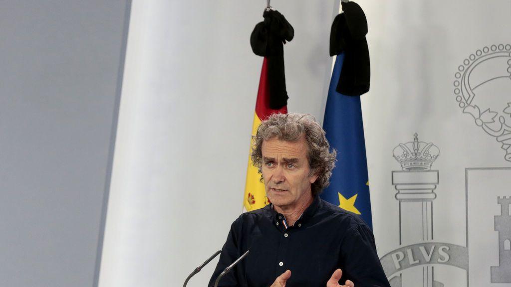 """Fernando Simón: """"Apenas puedo caminar por la calle"""""""