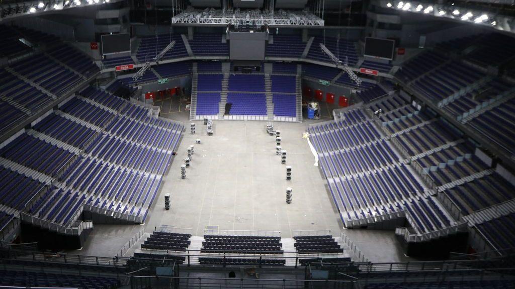 Llegan los conciertos online: WiZink Center se prepara para su reapertura