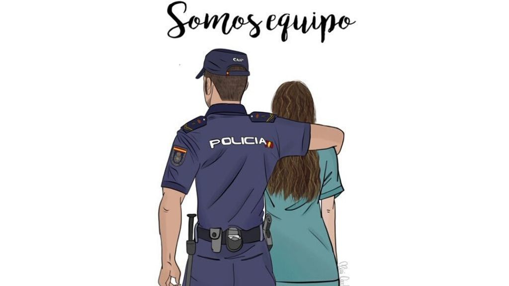 """""""¿Se la lleva detenida o le mete mano?"""": el confuso mensaje del Gobierno andaluz a sanitarios y policías"""