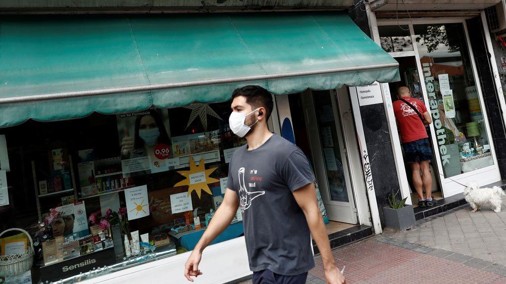 Sanidad contempla que las mascarillas sean obligatorias hasta el otoño