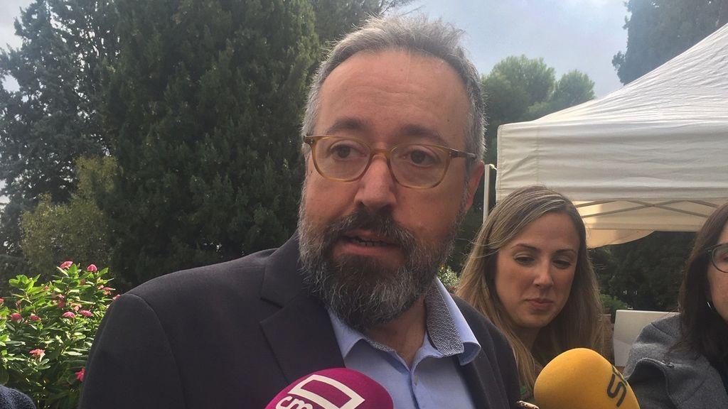 """Girauta estalla en Twitter contra Ciudadanos """"Vosotros, traidores, me vais a comer la polla por tiempos"""""""