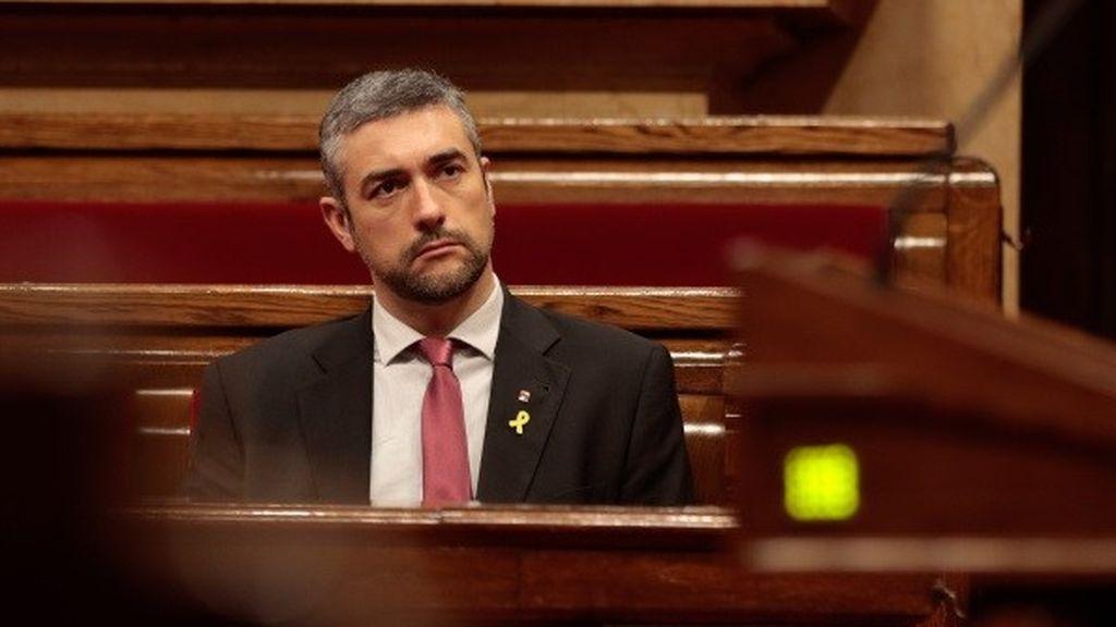 El conseller de Acción Exterior de la Generalitat, Bernat Solé, se sentará en el banquillo  por presunta desobediencia el 1-O