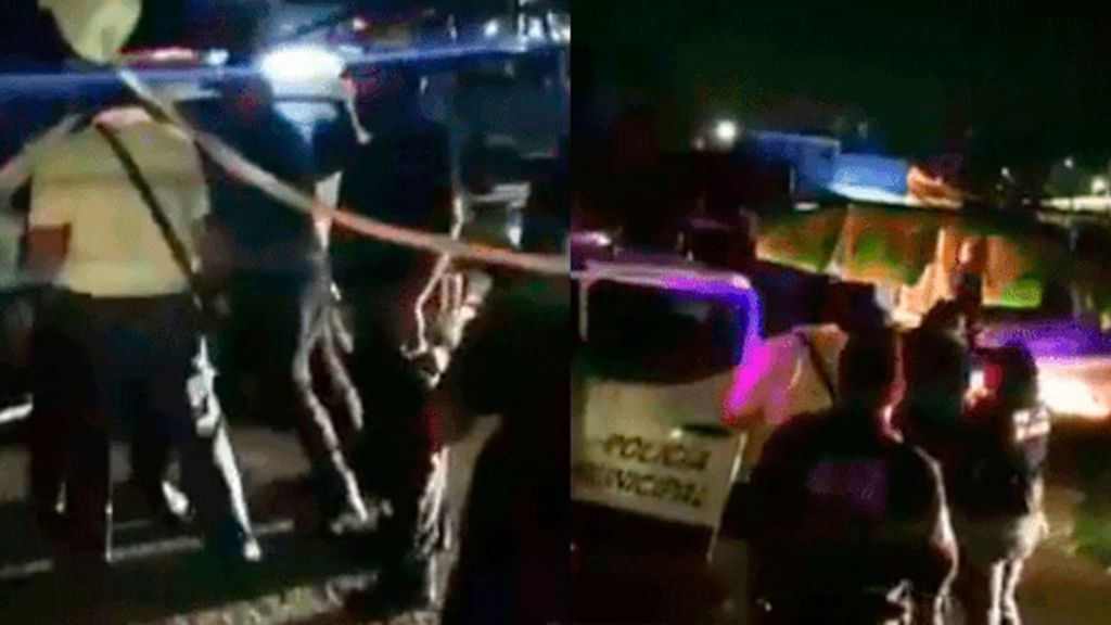 México: policías acusados de asesinar a un joven detenido por no usar mascarilla