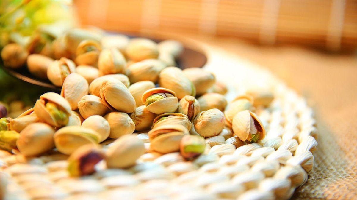 Los pistachos: un aliado frente al envejecimiento celular
