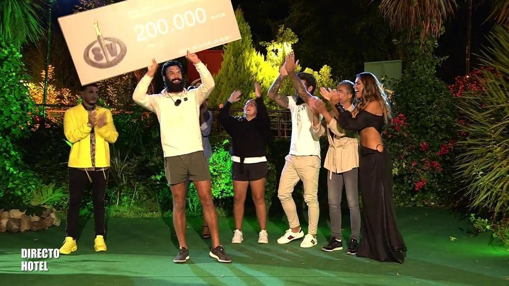 Directo Gran Final de 'Supervivientes': Jorge vence a Ana María y gana el concurso