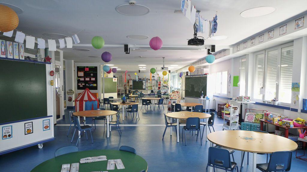 Regreso de los alumnos de Madrid y Barcelona a las aulas: para tutorías y en pequeños grupos