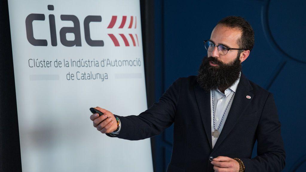 """Josep Nadal, mánager del CIAC: """"La solución más viable para Nissan está en España"""""""