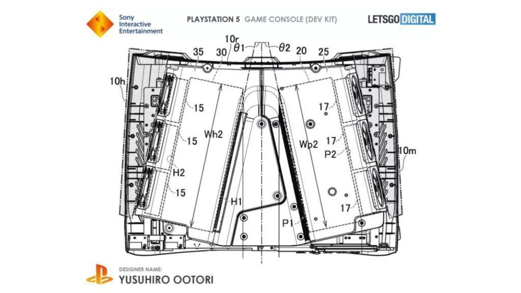 Sistema refrigeración PS5