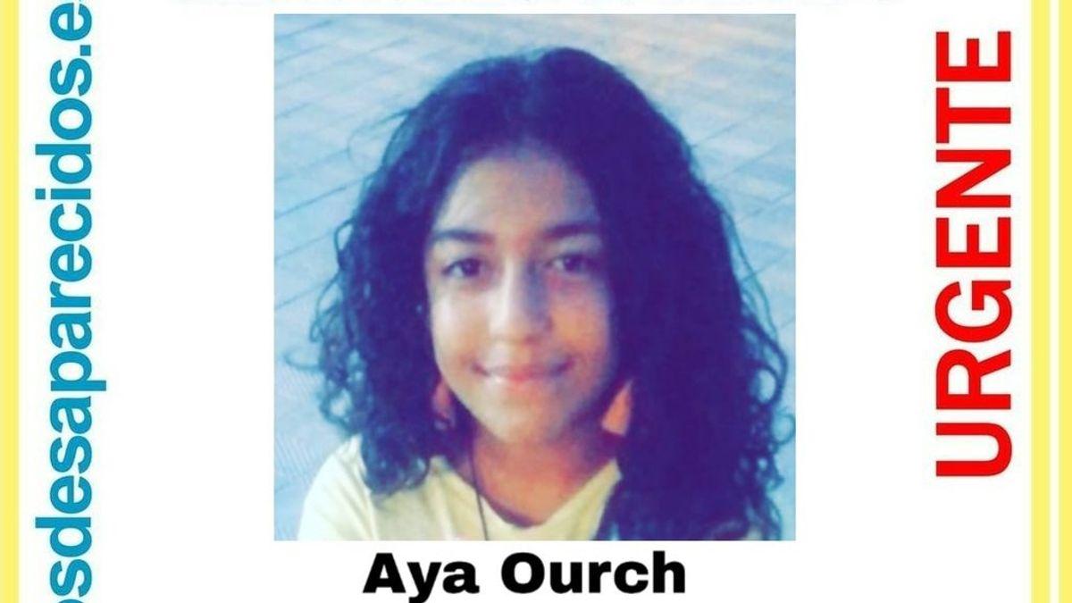 Buscan a Aya Ourch, una niña de 13 años desaparecida el 2 de junio en Figueres, Girona