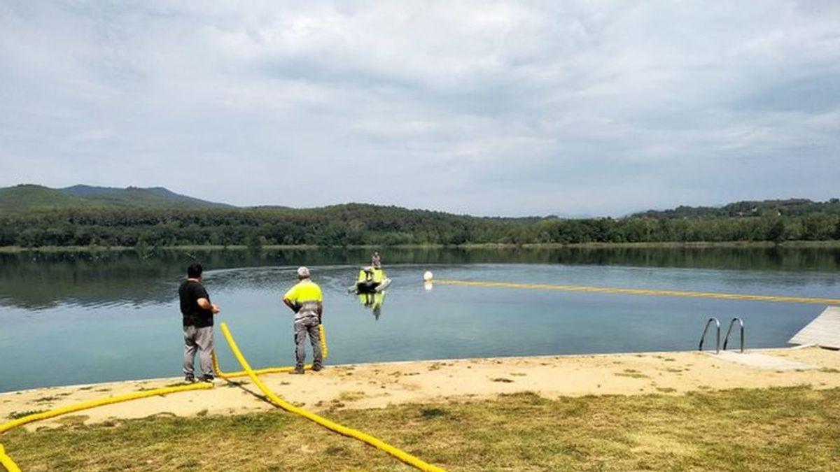 Zonas de baño en agua dulce: medidas de seguridad y cierre de accesos para evitar el contagio de coronavirus
