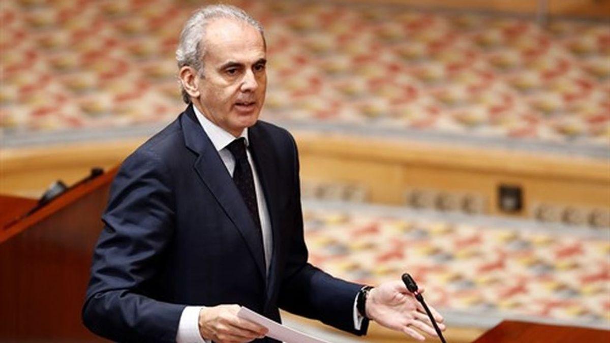 """Madrid baraja pedir al Gobierno """"acelerar"""" la implantación de medidas de Fase 3"""