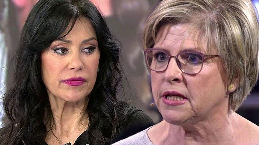 Vota si crees que Maite Galdeano y Juani Garzón se llevarán bien o mal en 'La casa fuerte'