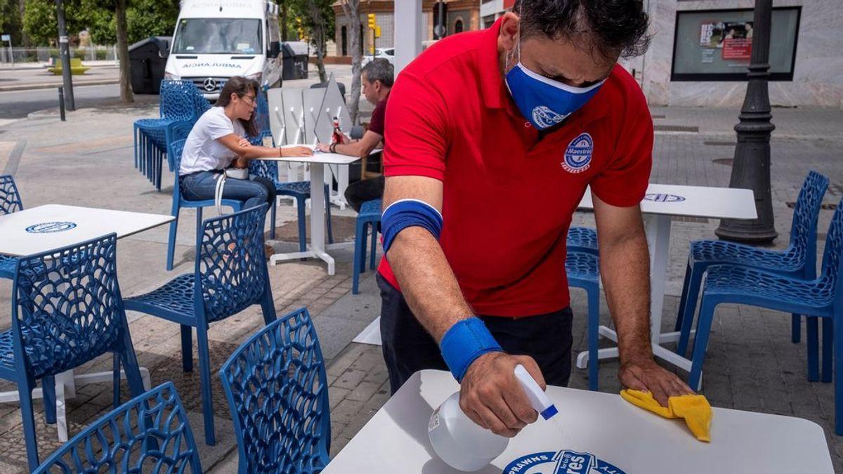 Medidas de seguridad en bares y restaurantes: las reglas para clientes y camareros