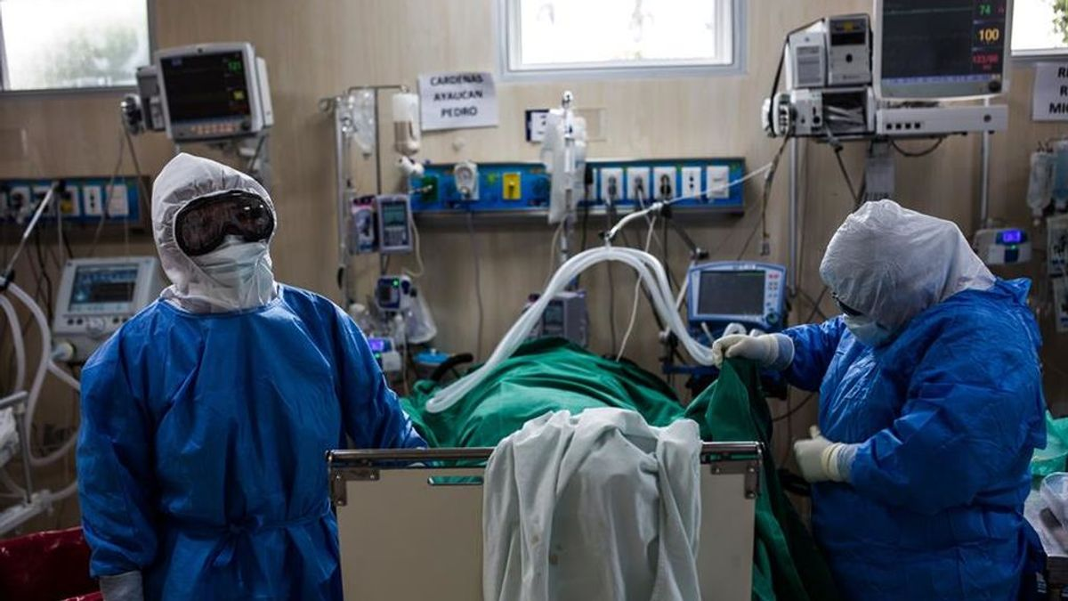 Última hora del coronavirus: la pandemia roza los 395.000 muertos y rebasa los 6,7 millones de casos en el mundo
