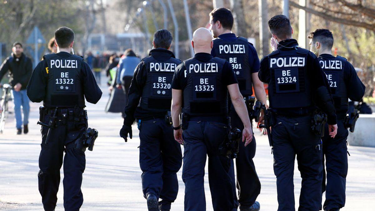 Once detenidos en Alemania por abusos sexuales a tres niños