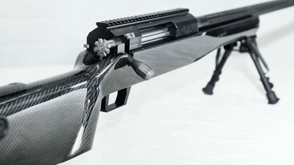 Desarrollan en Rusia un rifle de francotirador con alcance récord de tiro de 7 kilómetros