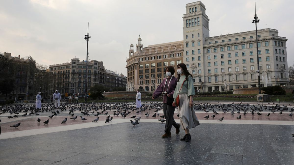 Cataluña prevé una segunda ola del coronavirus en octubre, aunque de menor gravedad
