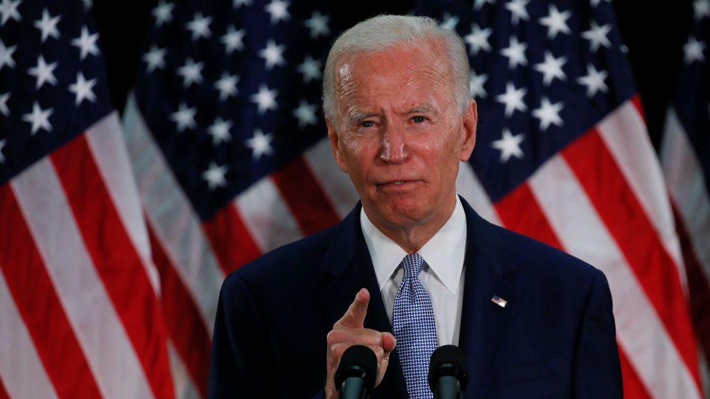 Biden garantiza su nominación como candidato demócrata para enfrentarse a Trump en las elecciones de noviembre