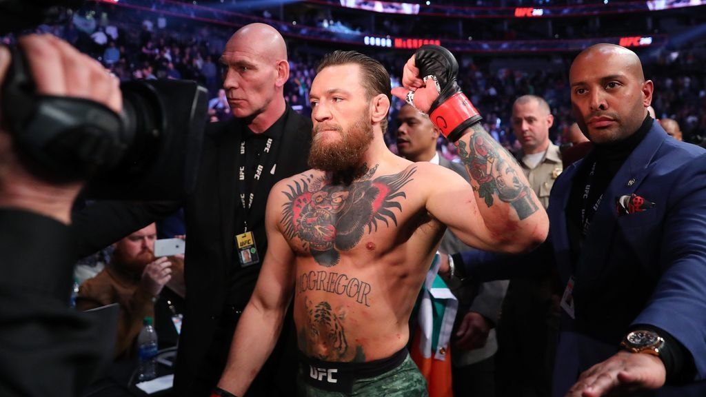 Conor McGregor anuncia que se retira por tercera vez y los aficionados lo ponen en duda