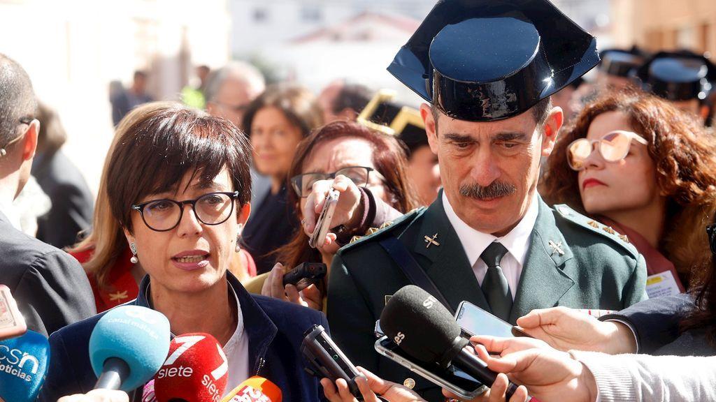Una asociación de consumidores denuncia a la directora de la Guardia Civil por la destitución de Pérez de los Cobos
