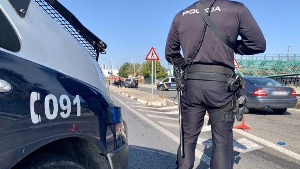 Detenido en Alicante un peligroso fugitivo buscado en Alemania por atropellar a un policía y herirlo de gravedad