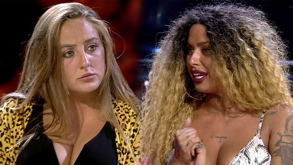 Yiya pide disculpas a Rocío Flores