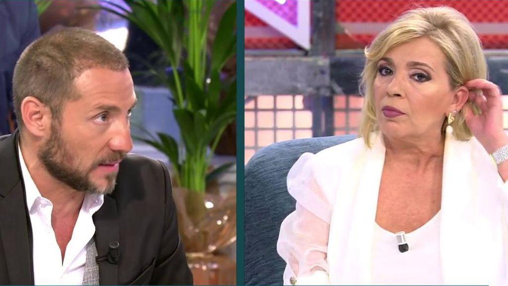 Antonio David VS Carmen