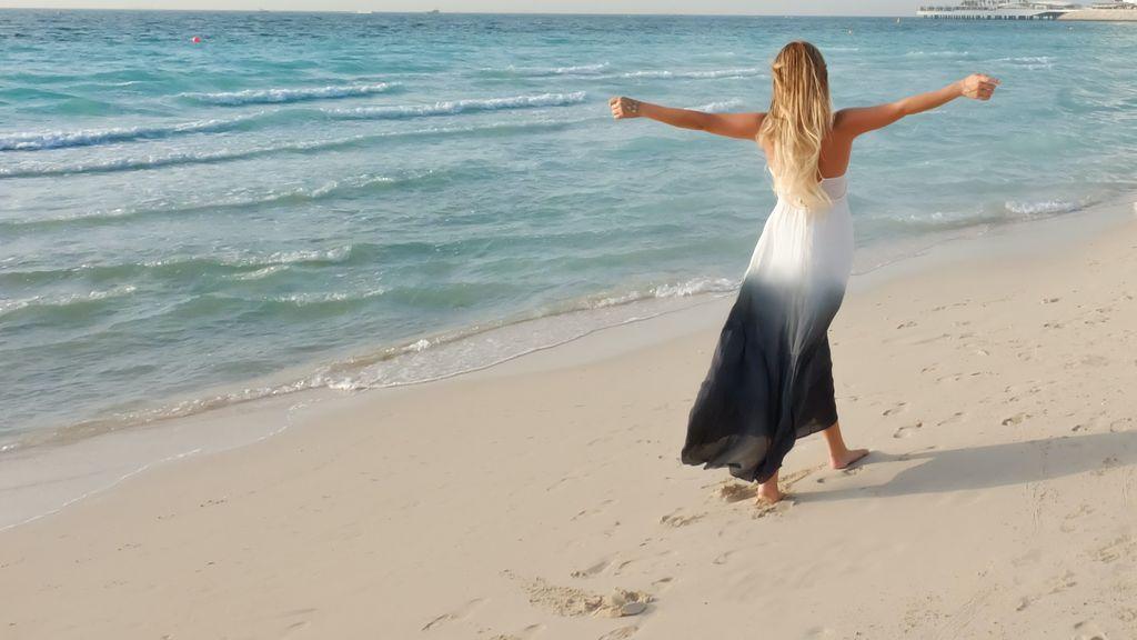 Tendencia verano 2020: vestidos largos y fluidos