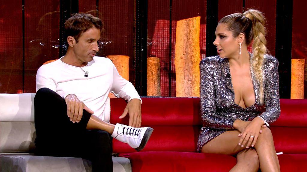 Hugo Sierra flirtea con Ivana y Jorge Javier lanza una advertencia
