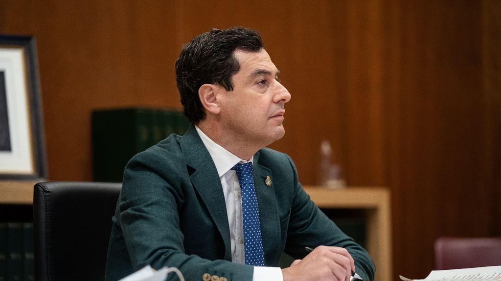 Juanma Moreno pide al Gobierno suspender la Operación Paso del Estrecho por el coronavirus