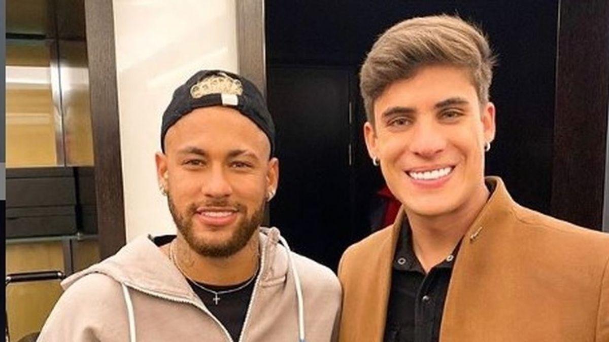 Investigan un supuesto accidente doméstico del joven padrastro de Neymar