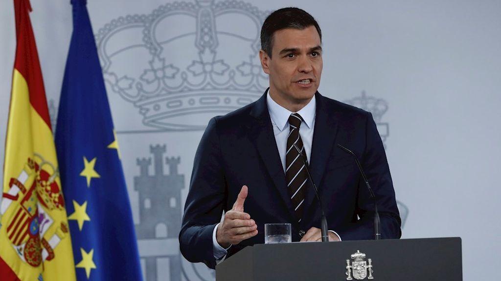 Sánchez anuncia que 255.000 personas cobrarán el ingreso mínimo vital el 26 de junio